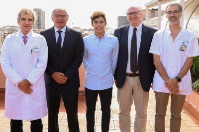 Márquez, un gran aliado en el desarrollo de la oftalmología