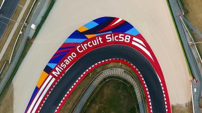 Misano, un circuit haut en couleur !