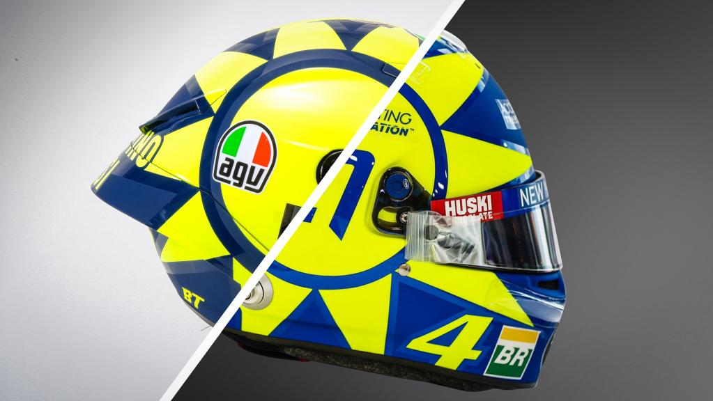 Rossi Norris Helmet