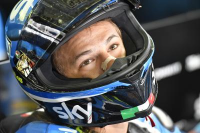 Gresini Racing culmina el fichaje de Bulega por 2 temporadas