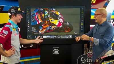 """Alex Márquez comparte en DAZN su gran """"sueño"""" de MotoGP™"""