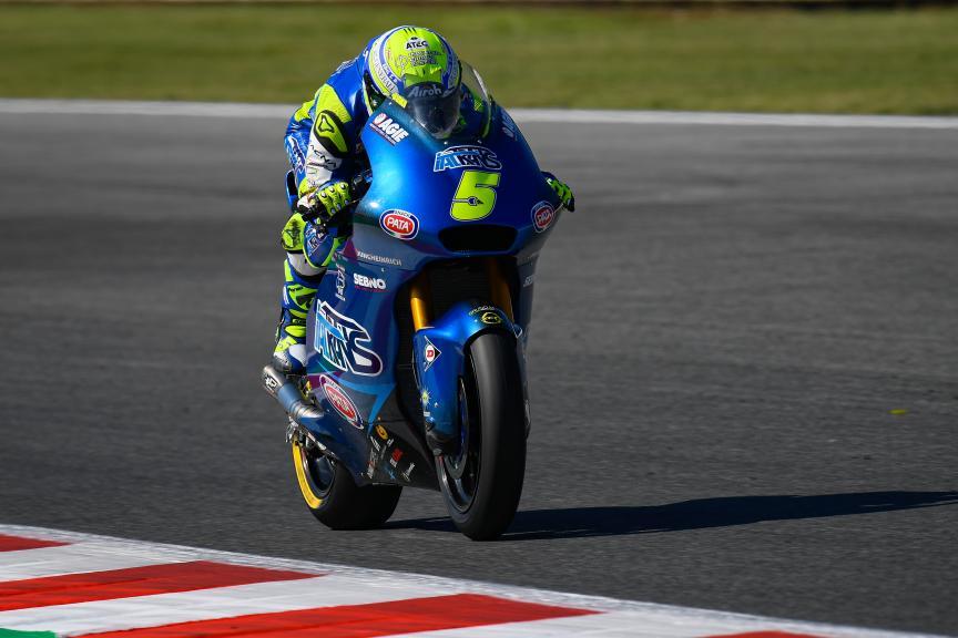 Andrea Locatelli, Italtrans Racing Team, Gran Premio Octo di San Marino e della Riviera di Rimini