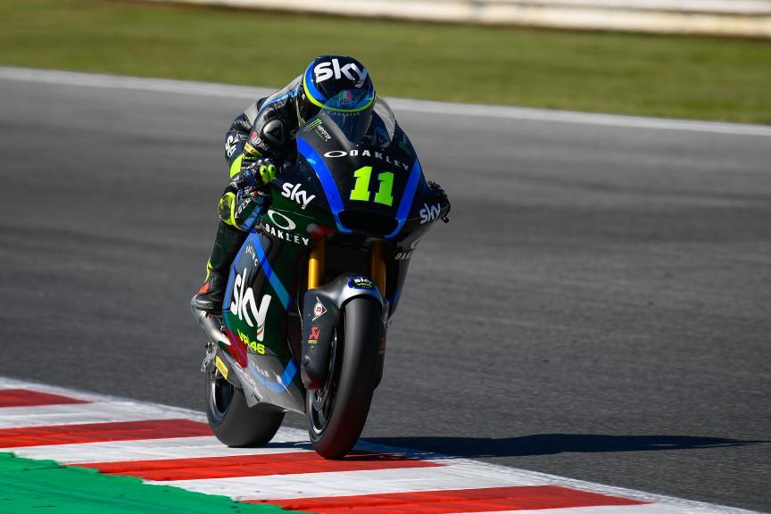 Nicolo Bulega, Sky Racing Team VR46, Gran Premio Octo di San Marino e della Riviera di Rimini