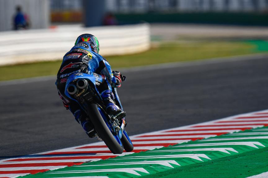 Sergio Garcia, Estrella Galicia 0,0, Gran Premio Octo di San Marino e della Riviera di Rimini