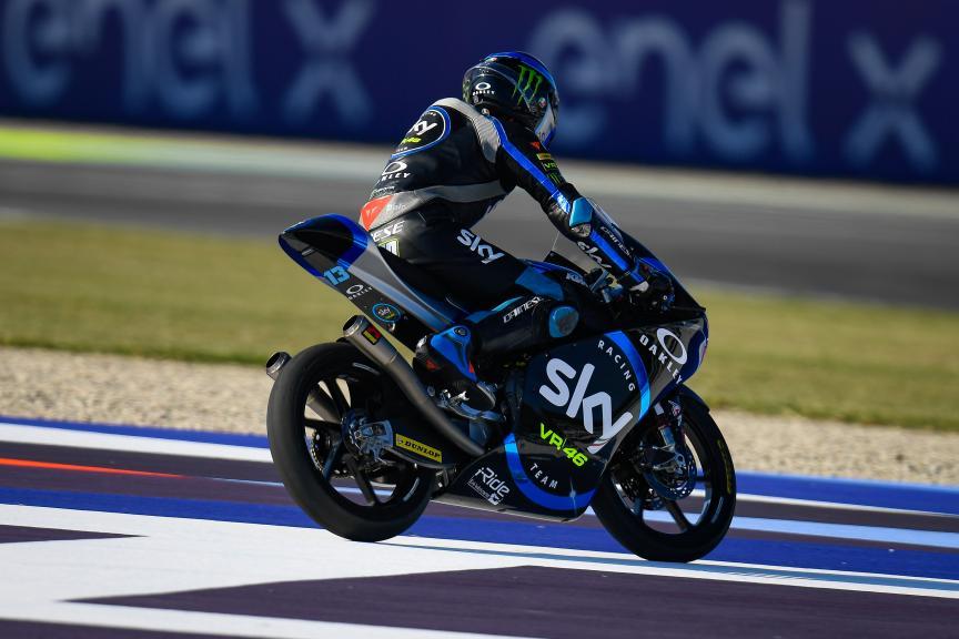 Celestino Vietti, Sky Racing Team VR46, Gran Premio Octo di San Marino e della Riviera di Rimini