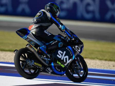 Moto3, Free Practice, Gran Premio Octo di San Marino e della