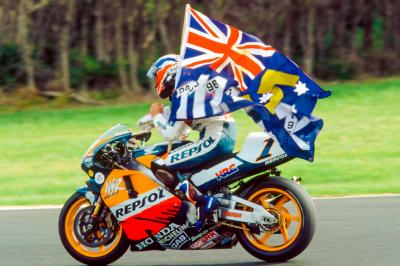 Mick Doohan, partner de Aces Athletes Associates