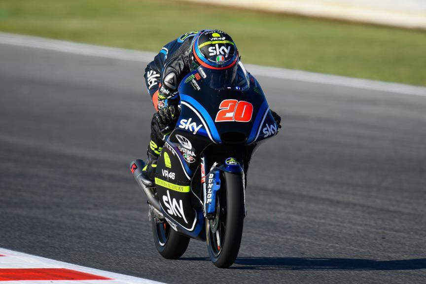 Elia Bartolini, Sky Junior Team VR46, Gran Premio Octo di San Marino e della Riviera di Rimini