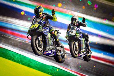 Yamaha se erige como rival a batir en Misano