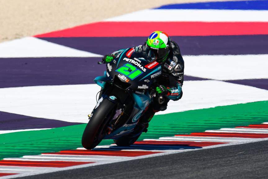 Franco Morbidelli, Petronas Yamaha SRT, Gran Premio Octo di San Marino e della Riviera di Rimini