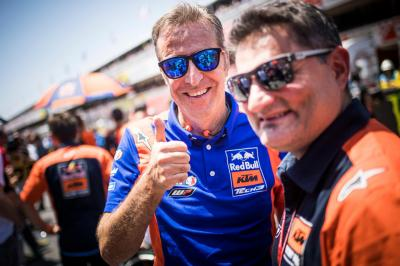 "Poncharal: ""Inside KTM, there was never any questions"""
