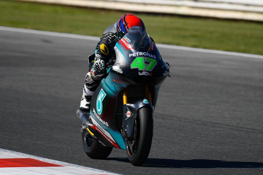 Adam Norrodin, Petronas Sprinta Racing, Gran Premio Octo di San Marino e della Riviera di Rimini