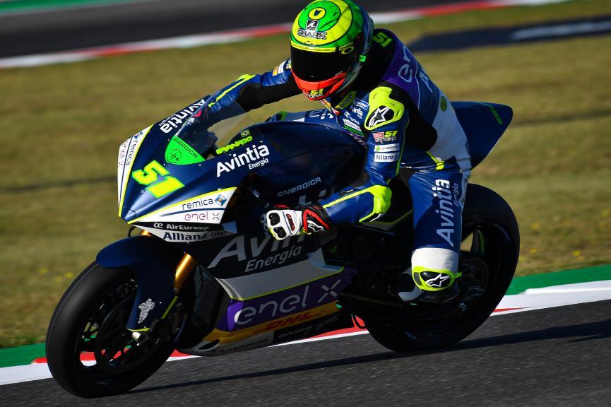 Eric Granado, Avintia Esponsorama Racing, Gran Premio Octo di San Marino e della Riviera di Rimini