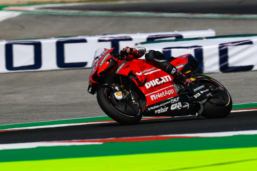 Michel Pirro, Ducati Team, Gran Premio Octo di San Marino e della Riviera di Rimini
