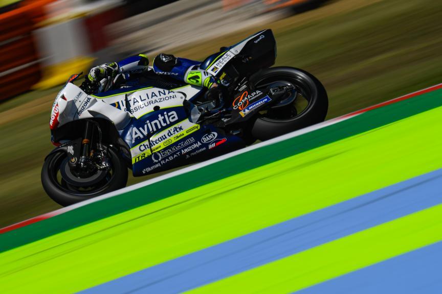 Tito Rabat, Reale Avintia Racing, Gran Premio Octo di San Marino e della Riviera di Rimini