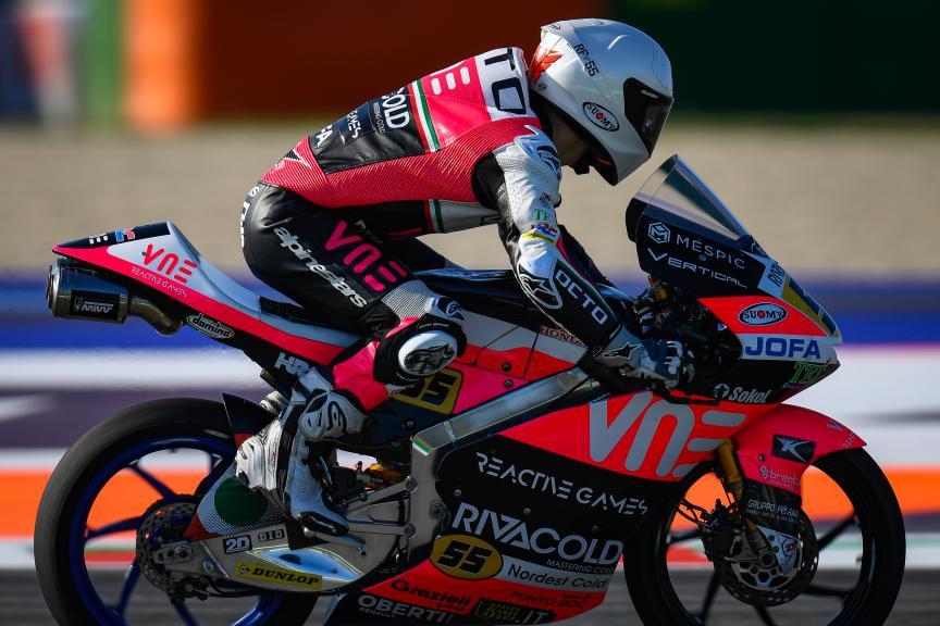 Romano Fenati, VNE Snipers Team, Gran Premio Octo di San Marino e della Riviera di Rimini