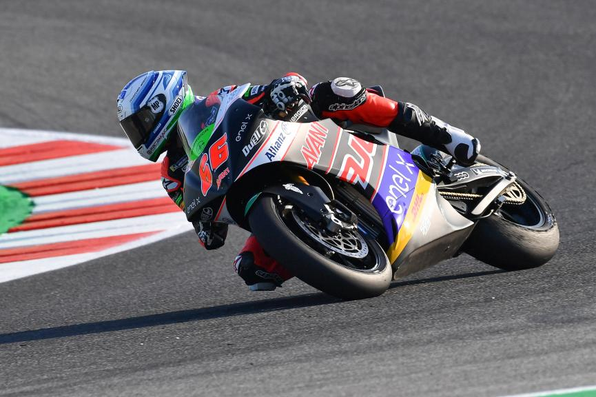 Niki Tuuli, AJO MotoE, Gran Premio Octo di San Marino e della Riviera di Rimini
