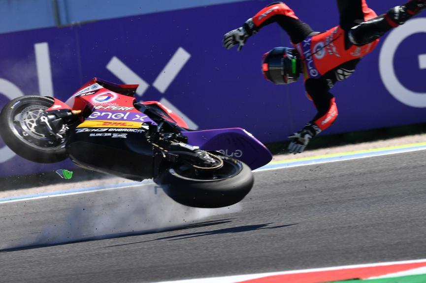 Hector Garzo, Tech3 E-Racing, Gran Premio Octo di San Marino e della Riviera di Rimini