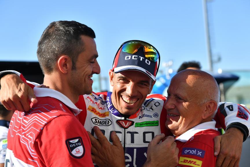 Alex De Angelis, Octo Pramac MotoE, Gran Premio Octo di San Marino e della Riviera di Rimini