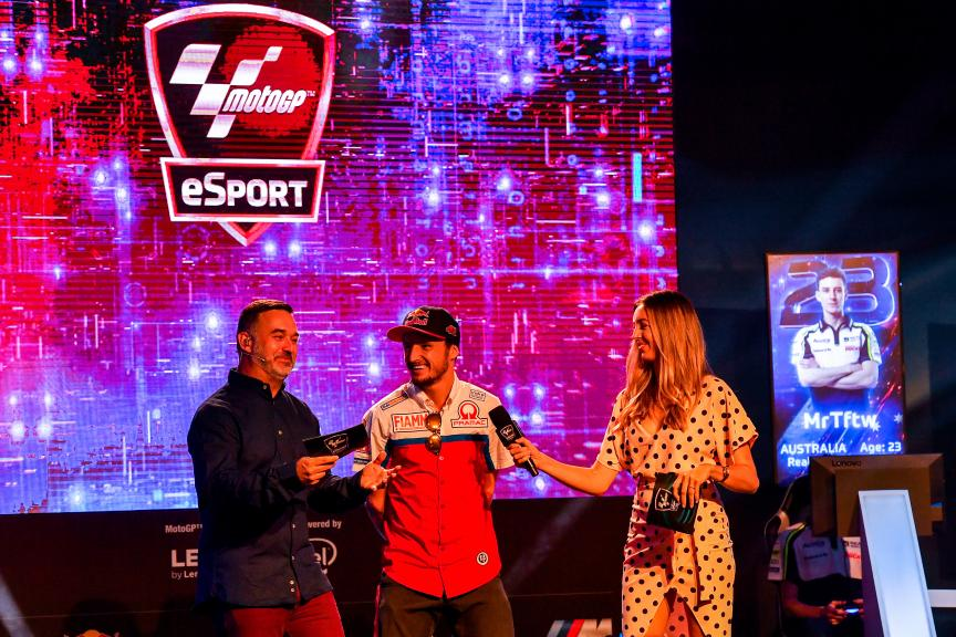 eSport Race 1 and 2