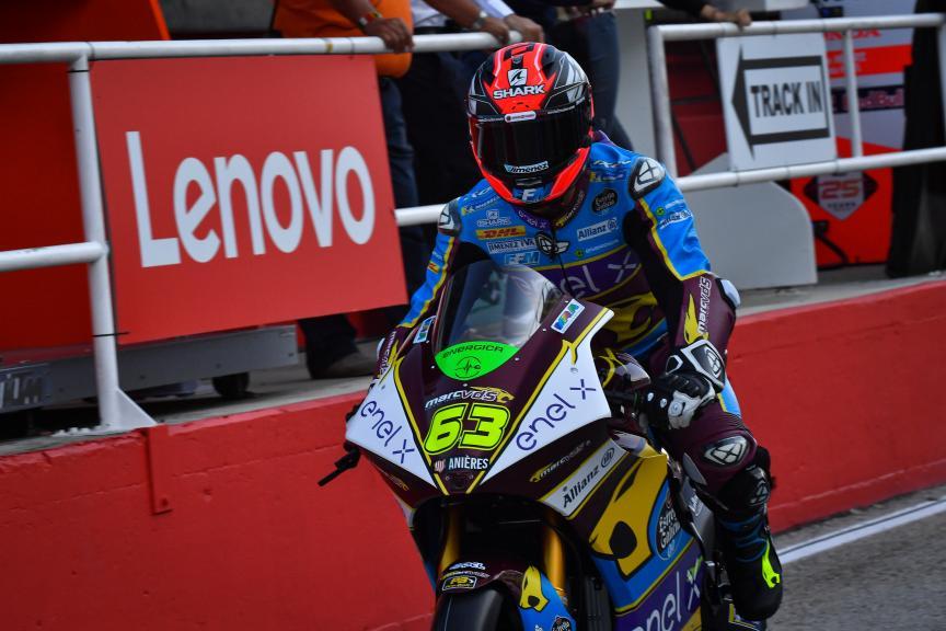Mike Di Meglio, EG 0,0 Marc VDS, Gran Premio Octo di San Marino e della Riviera di Rimini