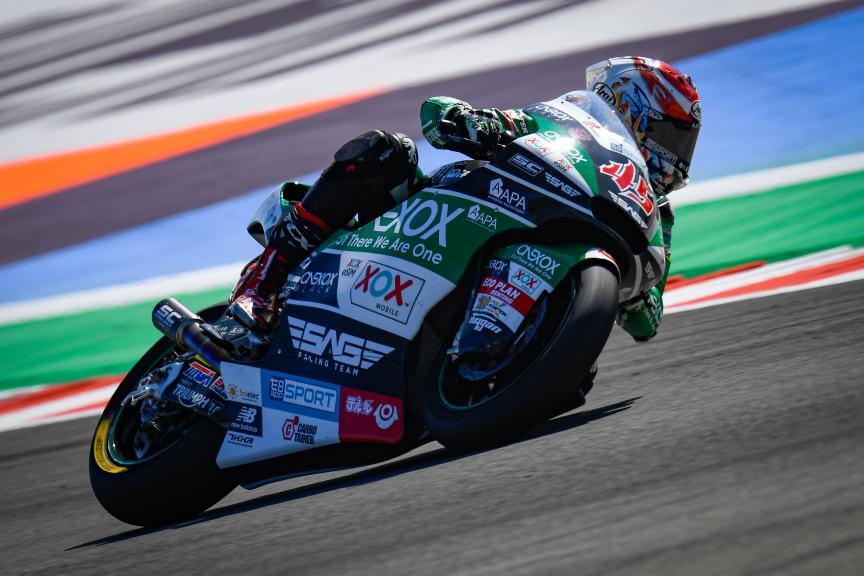 Tetsuta Nagashima, Onexox TKKR SAG Team, Gran Premio Octo di San Marino e della Riviera di Rimini