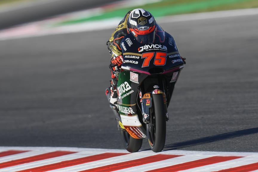 Albert Arenas, Sama Qatar Angel Nieto Team, Gran Premio Octo di San Marino e della Riviera di Rimini