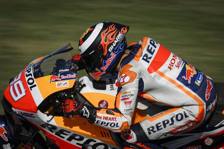 Jorge Lorenzo, Repsol Honda Team, Gran Premio Octo di San Marino e della Riviera di Rimini