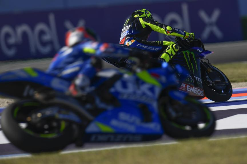 Valentino Rossi, Monster Energy Yamaha MotoGP, Gran Premio Octo di San Marino e della Riviera di Rimini