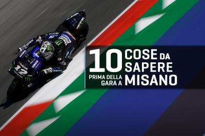 Rossi, il pilota più vincente a Misano