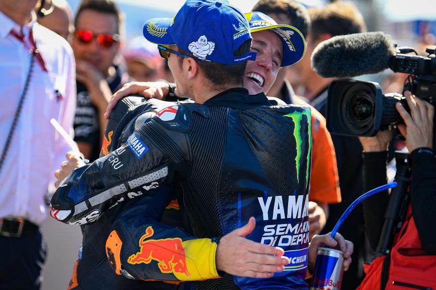 Maverick Viñales, Pol Espargaro, Gran Premio Octo di San Marino e della Riviera di Rimini
