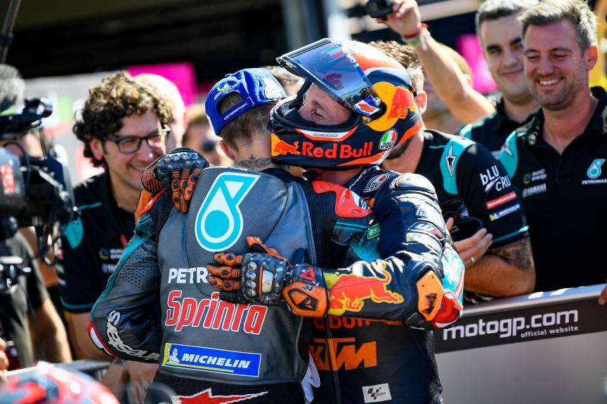 Fabio Quartararo, Pol Espargaro, Gran Premio Octo di San Marino e della Riviera di Rimini