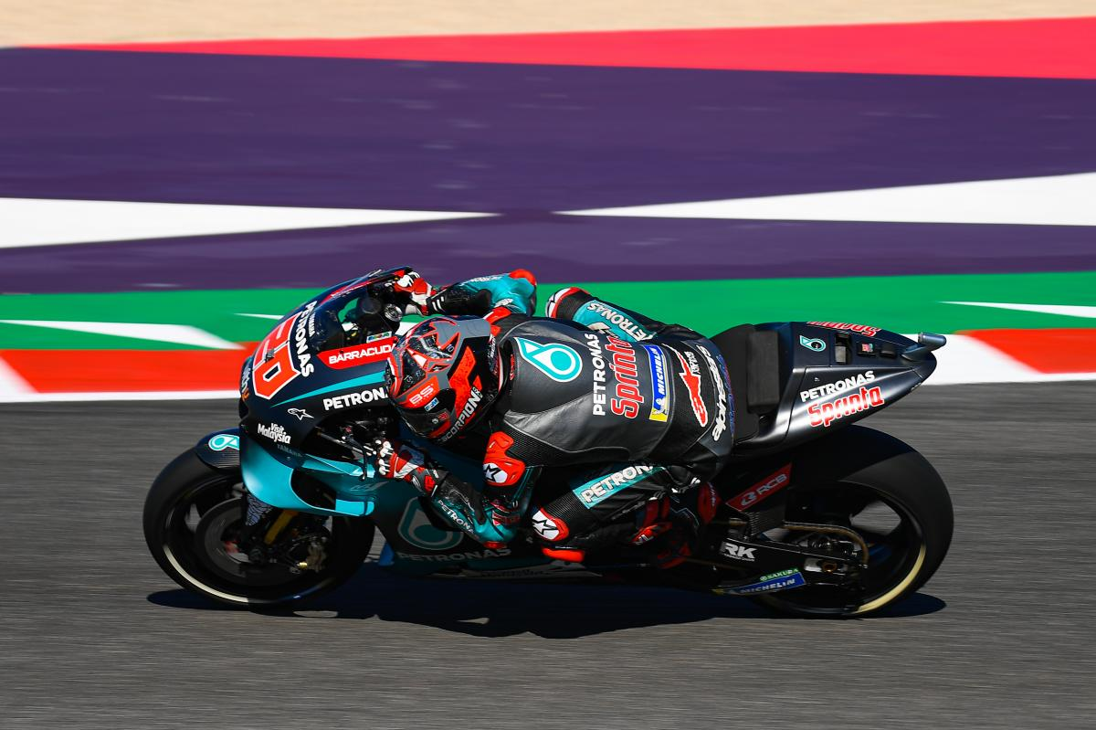 Packing a punch: Petronas duo set for podium attack?