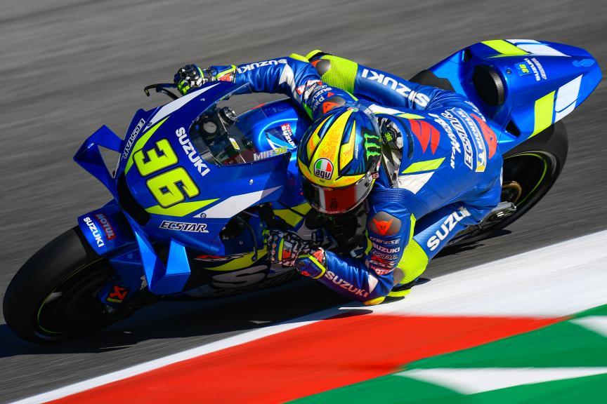 Joan Mir, Team Suzuki Ecstar, Gran Premio Octo di San Marino e della Riviera di Rimini