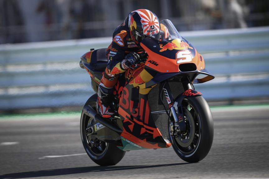 Johann Zarco, Red Bull KTM Factory Racing, Gran Premio Octo di San Marino e della Riviera di Rimini