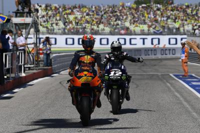 Coming up in Misano... Can Viñales take another victory?
