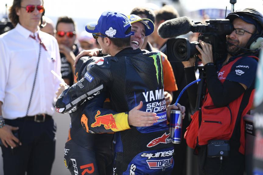 Pol Espargaro, Maverick Viñales, Gran Premio Octo di San Marino e della Riviera di Rimini