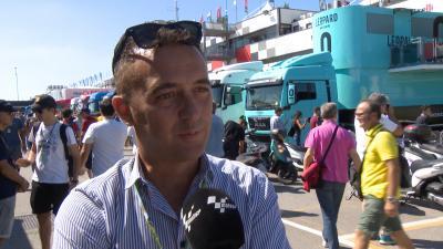 """Piccioni :""""Col MotoGP™ allunghiamo la stagione estiva"""""""