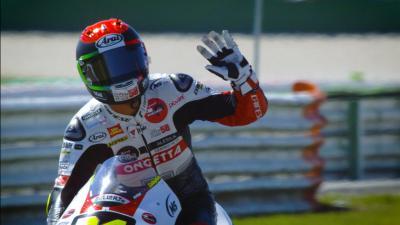 GRATIS Video: Die Pole-Runde von Suzuki zum San MarinoGP