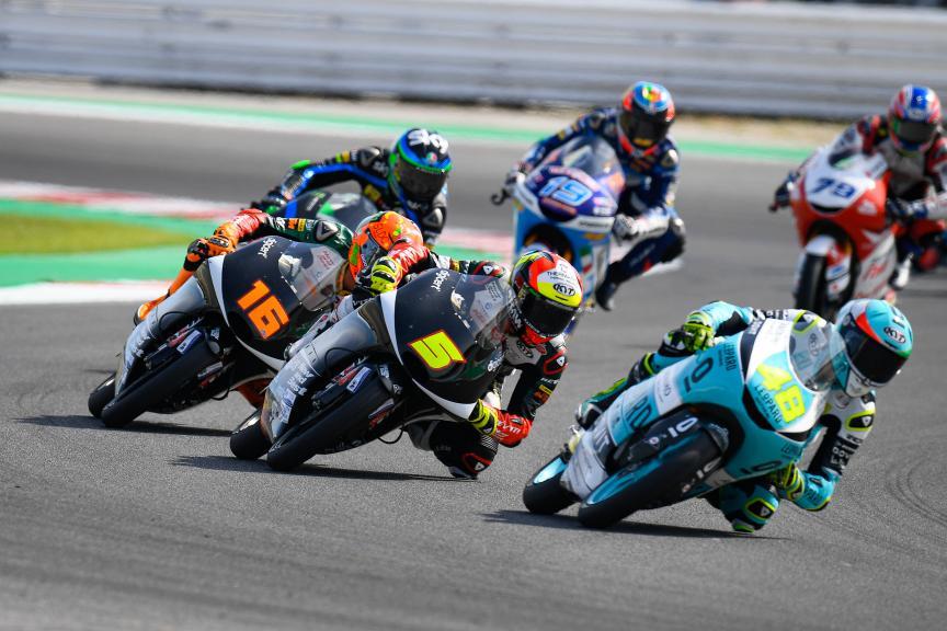 Jaume Masia, Bester Capital Dubai, Gran Premio Octo di San Marino e della Riviera di Rimini