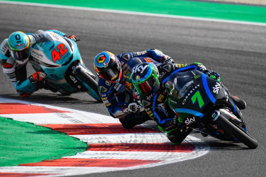 Dennis Foggia, Sky Racing Team VR46, Gran Premio Octo di San Marino e della Riviera di Rimini
