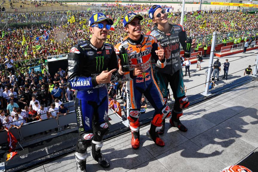 Marc Marquez, Repsol Honda Team, Maverick Viñales, Gran Premio Octo di San Marino e della Riviera di Rimini