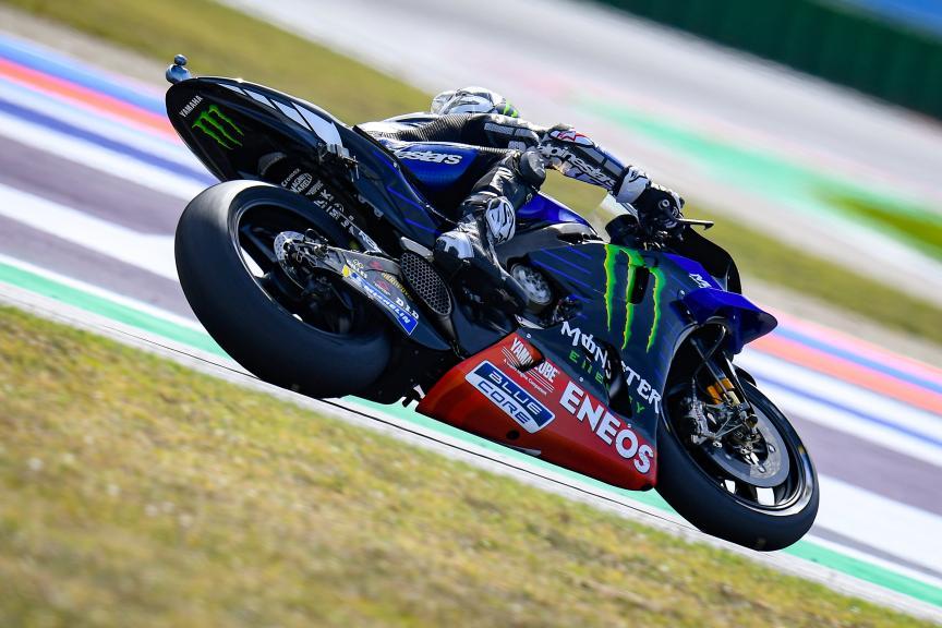 Maverick Viñales, Monster Energy Yamaha MotoGP, Gran Premio Octo di San Marino e della Riviera di Rimini