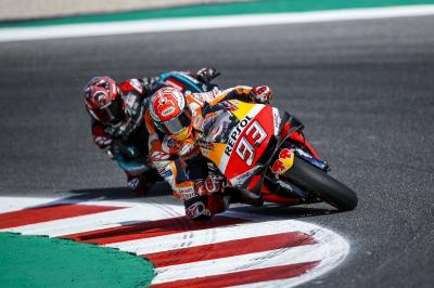 FREE: The last lap of a sensational Misano MotoGP™ Race