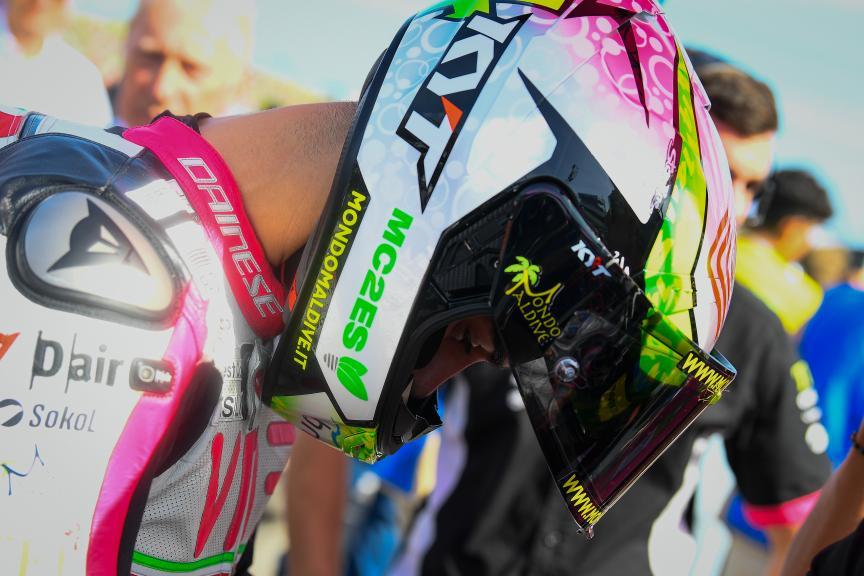 Tony Arbolino, VNE Snipers Team, Gran Premio Octo di San Marino e della Riviera di Rimini