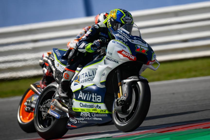 Karel Abraham, Reale Avintia Racing, Gran Premio Octo di San Marino e della Riviera di Rimini