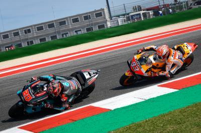 VIDEO GRATUITE : le dernier tour du MotoGP™ à Misano