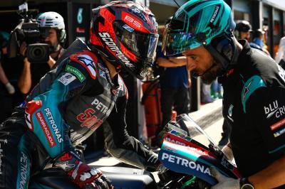 Todos los horarios del Gran Premio de San Marino
