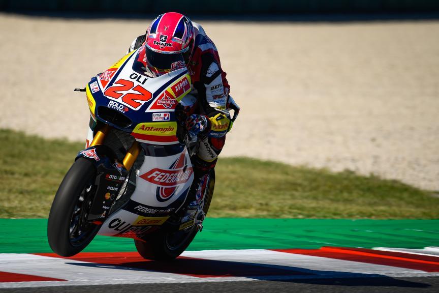 Sam Lowes, Federal Oil Gresini Moto2, Gran Premio Octo di San Marino e della Riviera di Rimini