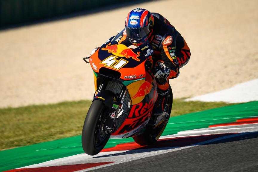 Brad Binder, Red Bull KTM Ajo, Gran Premio Octo di San Marino e della Riviera di Rimini